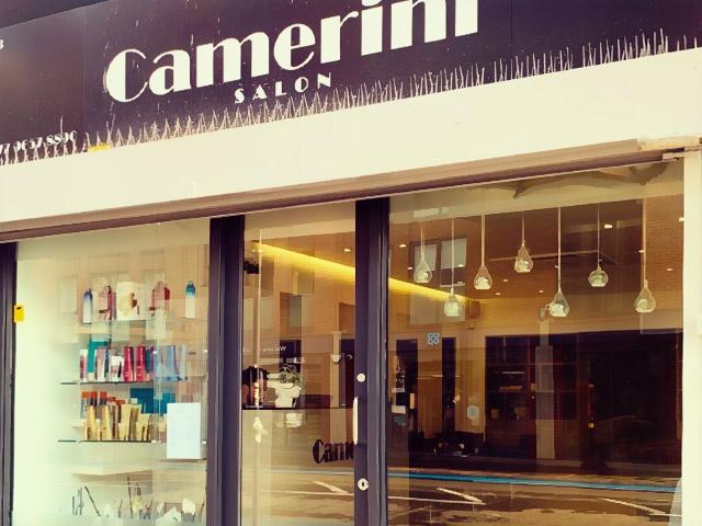Camerini Shop Front Balham Hill