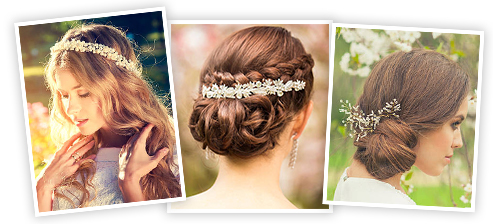 bridal hair styles by Clapham Hairdresser