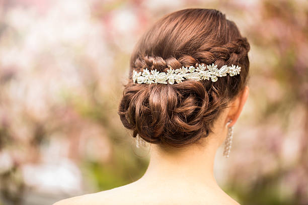 bridal hair salon for your wedding